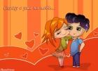 Магнит на День всех влюбленных (В-76)