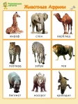 "магни ""Животные Африки"" (15х20)"